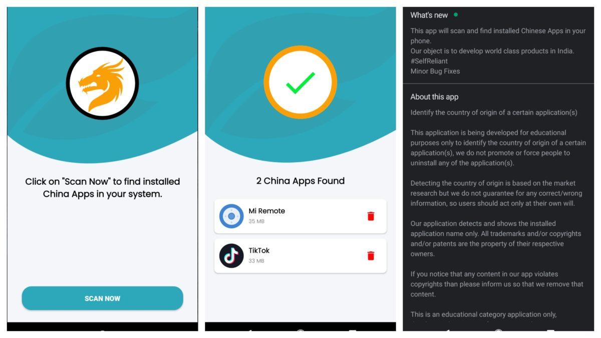 """Xuất hiện ứng dụng tìm và diệt các ứng dụng """"Made in China"""" gây tranh cãi trên Google Play Store, mới ra mắt đã có hơn 1 triệu lượt tải - Ảnh 2."""