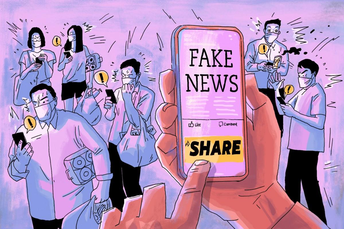 Một tin giả trong đại dịch COVID-19 có thể làm chết 800 người, hãy thận trọng mỗi khi nhấn chia sẻ trên mạng xã hội - Ảnh 2.