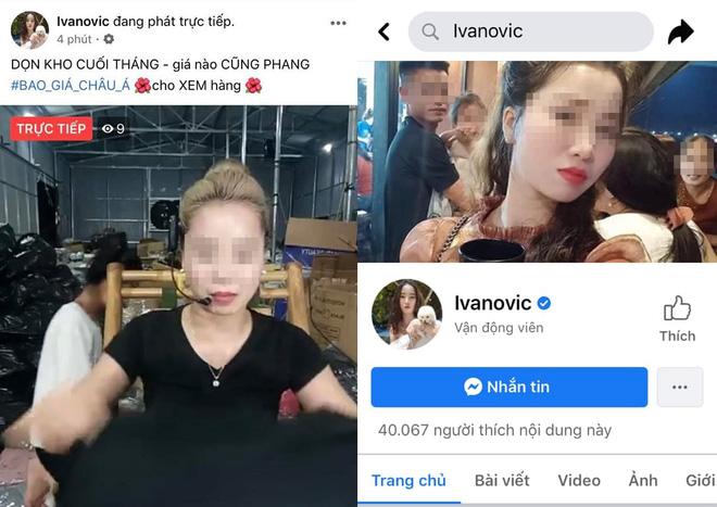 Sau Ivanovic, đến lượt vị chính trị gia đã qua đời vì COVID-19 bị người Việt chiếm dụng fanpage để bán hàng online - Ảnh 1.
