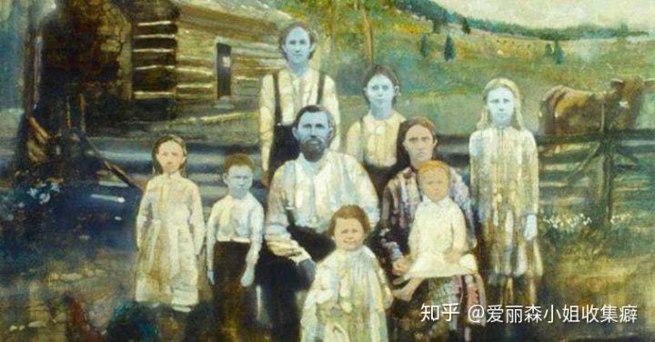 Gia tộc Fugate: Những người ngoài hành tinh với làn da xanh bị cô lập với thế giới hàng trăm năm - Ảnh 2.