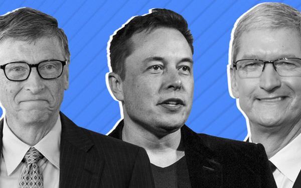 Từ Bill Gates đến Elon Musk và Tim Cook, tất cả các tỷ phú hàng đầu thế giới đều phải ngã mũ cúi đầu trước ông trùm này - Ảnh 1.