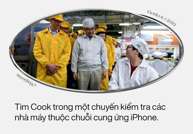 Thành bởi Apple, bại cũng vì Apple - Ảnh 7.