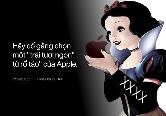 Thành bởi Apple, bại cũng vì Apple - Ảnh 10.