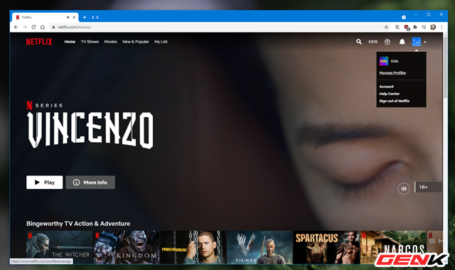 Cách cấu hình và khởi tạo tài khoản Netflix dành cho trẻ nhỏ - Ảnh 2.