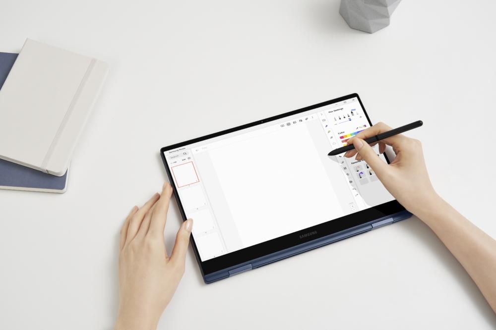 Galaxy Book Pro ra mắt: Laptop có màn hình AMOLED siêu nhẹ, có bản LTE/5G, giá từ 999 USD - Ảnh 6.