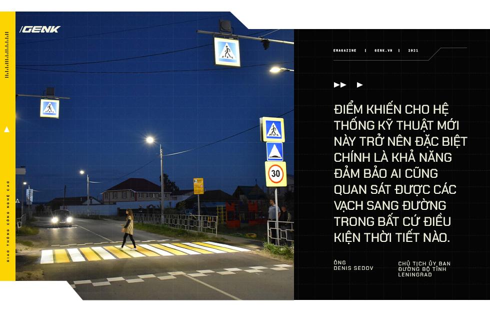 Những con đường công nghệ cao ngăn ngừa tai nạn giao thông đầy hiệu quả ở Nga - Việt Nam có thể học tập - Ảnh 11.