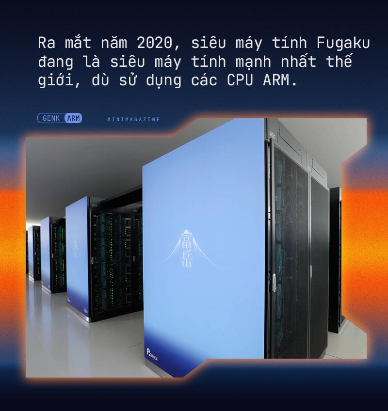 Từ một nhà sản xuất máy tính, tại sao chip ARM có thể ra đời và thay đổi thế giới như hiện nay - Ảnh 10.