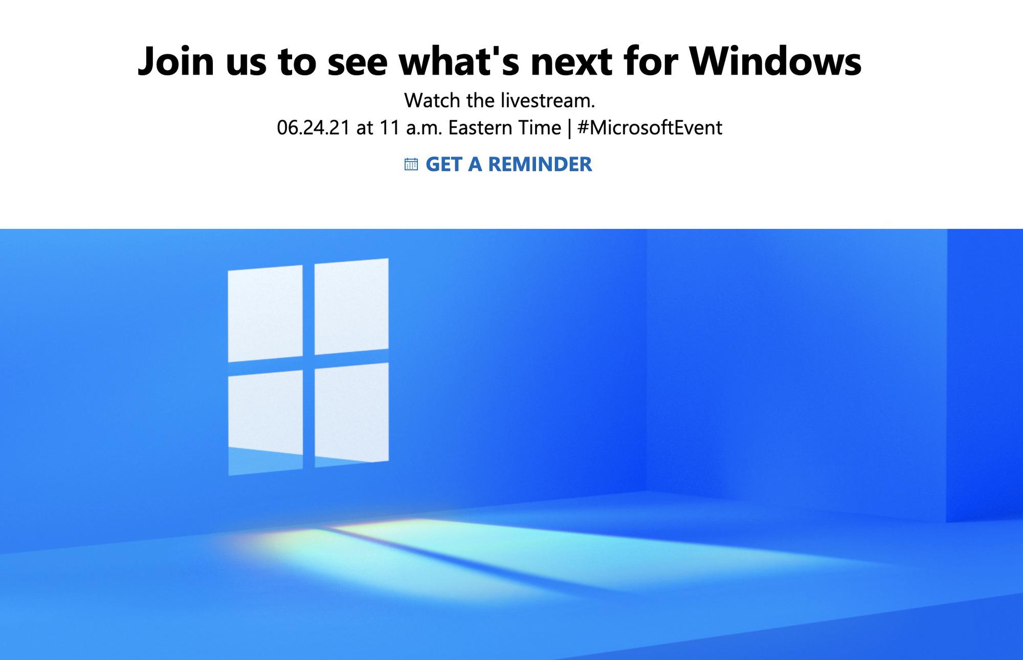 Đây là những gì chúng ta biết về hệ điều hành Windows 11 mà Microsoft sắp ra mắt - Ảnh 7.