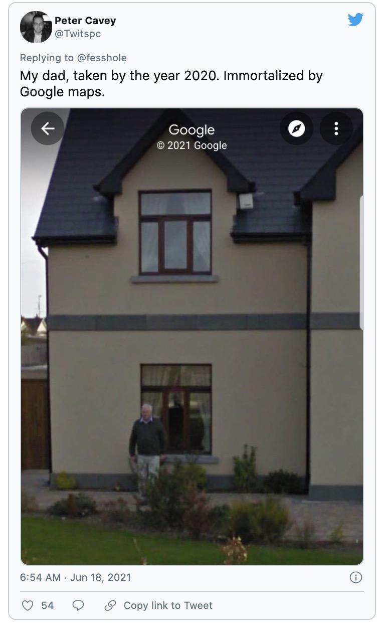 Google Maps trở thành nơi nhiều người tìm đến để thăm người thân đã khuất - Ảnh 5.