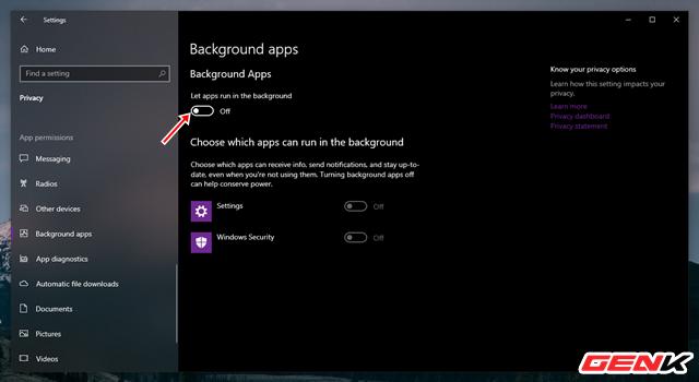 """Những thiết lập mặc định """"đáng ghét"""" trên Windows 10 mà bạn nên vô hiệu hóa ngay - Ảnh 7."""