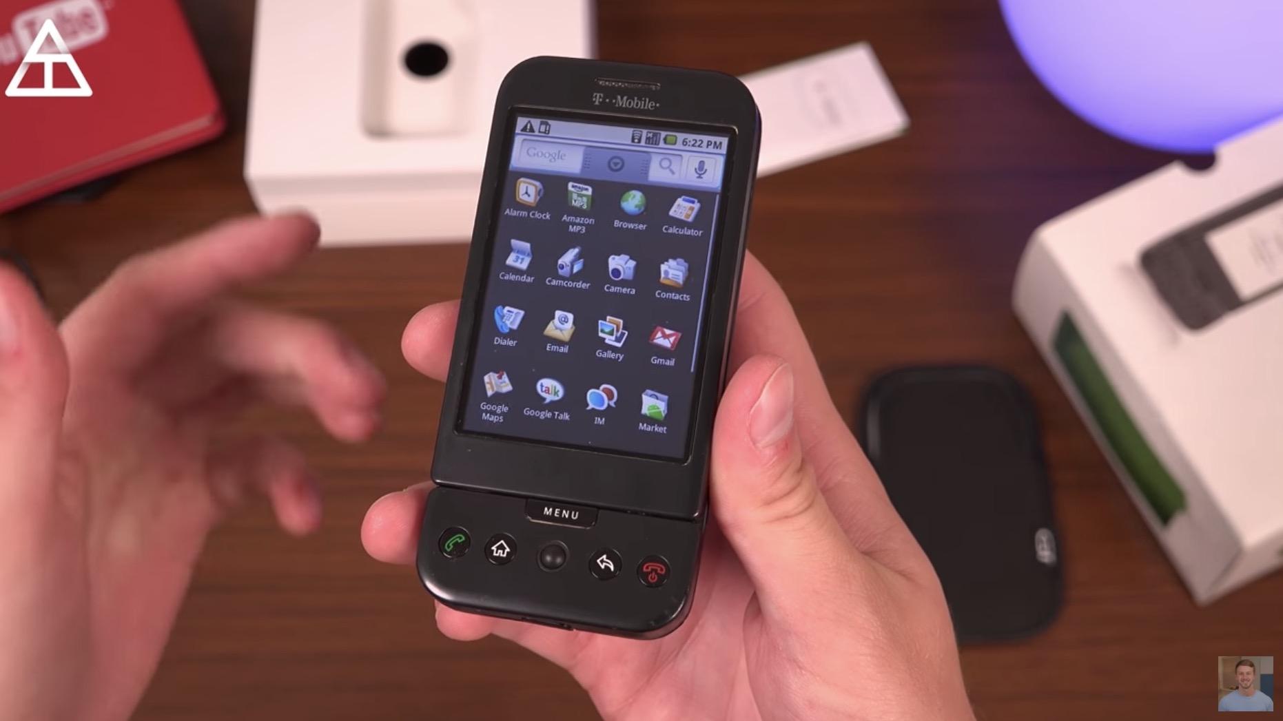 Nhìn lại Android 1.0 hơn 1 thập kỷ trước : Khi một hệ điều hành non trẻ bước những bước đầu tiên - Ảnh 4.
