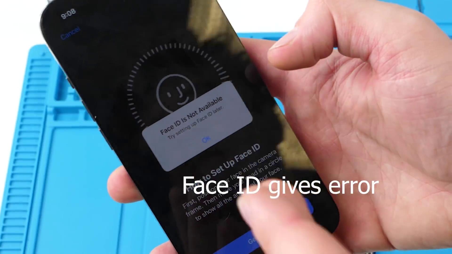 iPhone 13 sẽ mất Face ID nếu màn hình được thay thế bởi bên thứ ba - Ảnh 3.