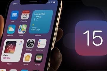 Concept iOS 15 mang Split View và nhiều thứ hay ho lên iPhone