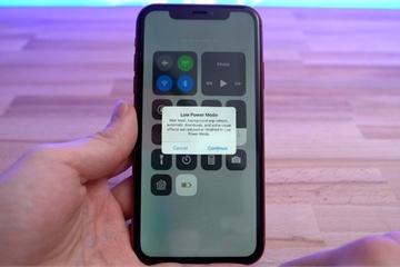 7 mẹo đơn giản nhưng hiệu quả tiết kiệm pin cho iPhone