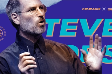 """Steve Jobs từng suýt thành CEO Google, tự tay tháo lắp iPhone cho """"thái tử"""" Samsung xem"""