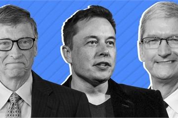 """Từ Bill Gates đến Elon Musk và Tim Cook, tất cả các tỷ phú hàng đầu thế giới đều phải """"ngã mũ cúi đầu"""" trước ông trùm này"""