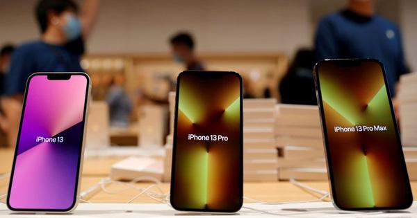 Apple cuối cùng cũng phải 'đau đầu' vì thiếu chip: Cắt giảm 10 triệu iPhone 13