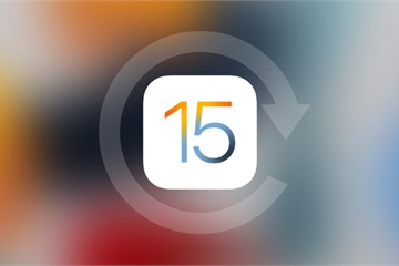 Apple chặn người dùng iOS 15 hạ cấp về iOS 14