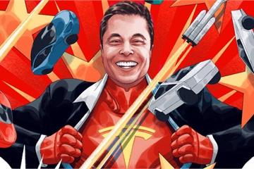 Jack Ma bị 'thất sủng', người trẻ Trung Quốc chuyển sang thần tượng Elon Musk