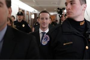 Facebook chi 23,4 triệu USD để bảo vệ Mark Zuckerberg, cao nhất trong thế giới công nghệ
