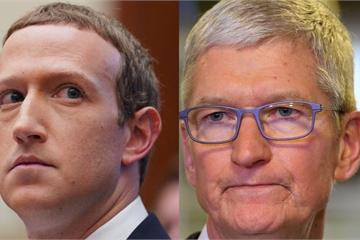 Apple đe dọa xóa Facebook khỏi App Store