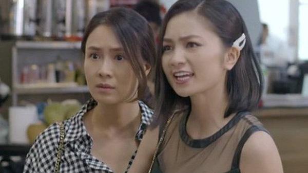 """Đời thực hạnh phúc của Hồng Diễm - Diệu Hương: 2 người đàn bà bất hạnh trong """"Hoa Hồng trên ngực trái"""" - Ảnh 1."""