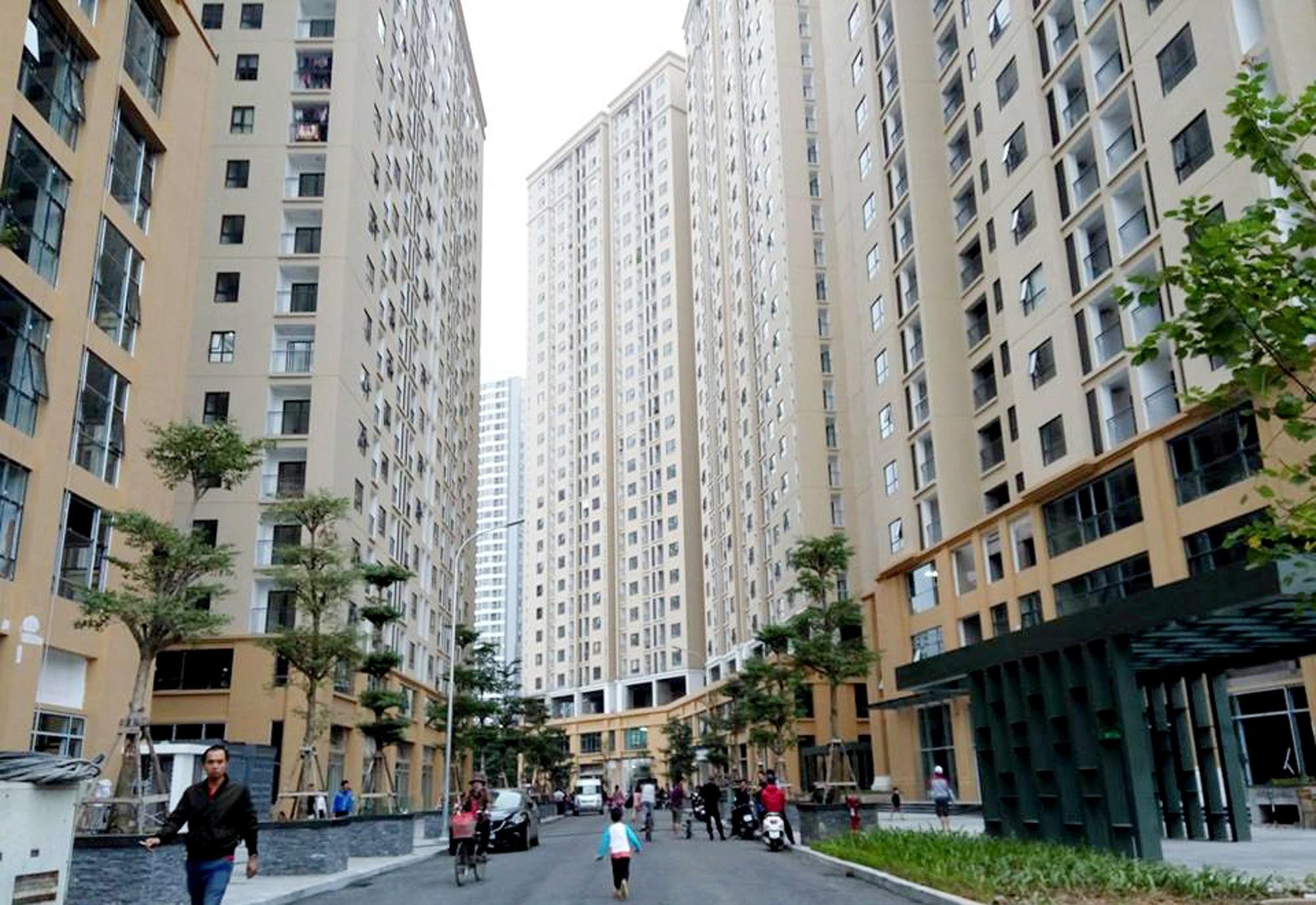 Chung cư New Horizon City (Hà Nội): Dân phát hoảng vì tiền nước cao bất thường - Ảnh 1.