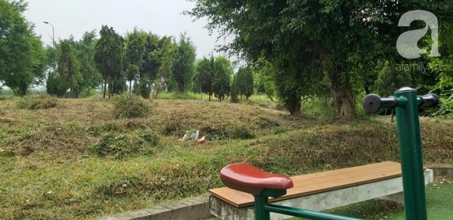 Hà Nội: Khu vui chơi chung cư bị bỏ hoang do người dân lo sợ rắn hổ mang tấn công - Ảnh 5.