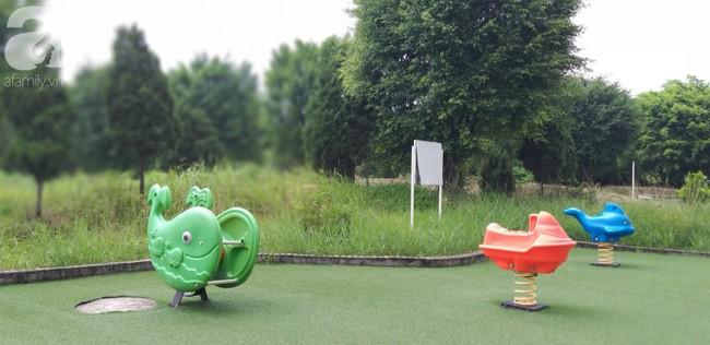 Hà Nội: Khu vui chơi chung cư bị bỏ hoang do người dân lo sợ rắn hổ mang tấn công - Ảnh 6.