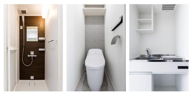 Thanh niên Nhật xoay xở để sống trong căn phòng chưa đầy 10m2, toilet và căn bếp tí hon gây bất ngờ - Ảnh 3.