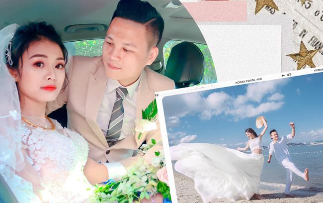 Học 3 trường Đại học mới gặp được chân ái kém 9 tuổi và đám cưới tranh thủ nên tổ chức vào mùa ít ai dám chọn - Ảnh 1.