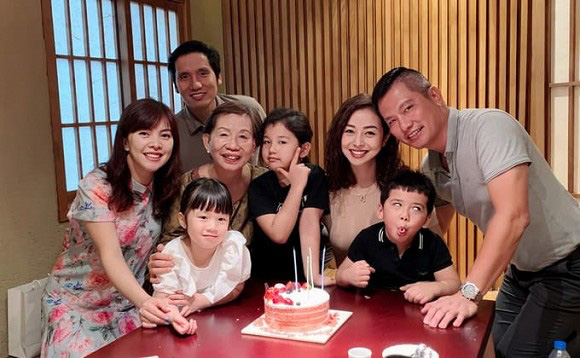 Jennifer Phạm bất ngờ bật mí về mối quan hệ nàng dâu và mẹ chồng doanh nhân - Ảnh 2.