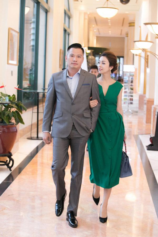 Jennifer Phạm bất ngờ bật mí về mối quan hệ nàng dâu và mẹ chồng doanh nhân - Ảnh 1.