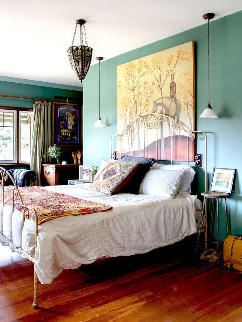 15 ý tưởng màu sắc phòng ngủ theo phong cách cổ điển ngọt ngào - Ảnh 2.