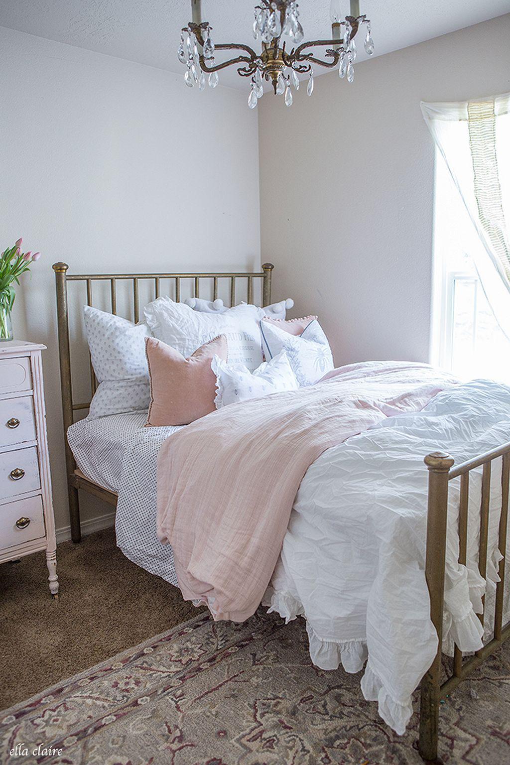 15 ý tưởng màu sắc phòng ngủ theo phong cách cổ điển ngọt ngào - Ảnh 7.