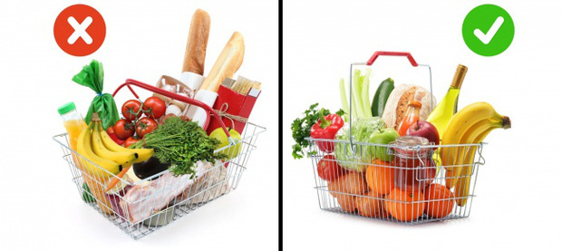 9 sai lầm khi đi mua thực phẩm khiến bạn tốn tiền, đến khi nhìn lại đồ đã mua chỉ thấy ngán ngẩm - Ảnh 1.
