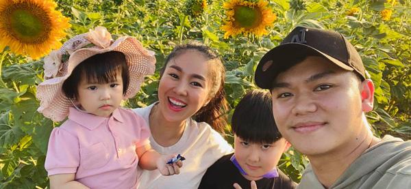 Cuộc sống bên chồng kém 7 tuổi của Lê Phương: Mẹ chồng bênh vực, các con nghe lời - Ảnh 5.