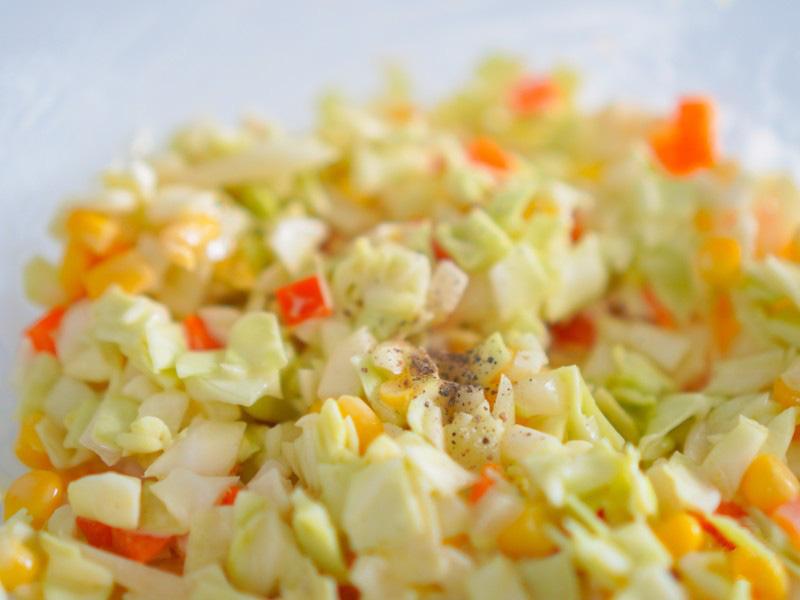 Món ăn giảm cân nhanh: Trưa nào tôi cũng làm bắp cải trộn mang theo ăn trưa, sau 2 tuần giảm cả 3kg! - Ảnh 6.