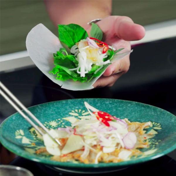 Món gỏi cá hút khách nhất Quy Nhơn được ví như sushi phiên bản Việt - Ảnh 5.