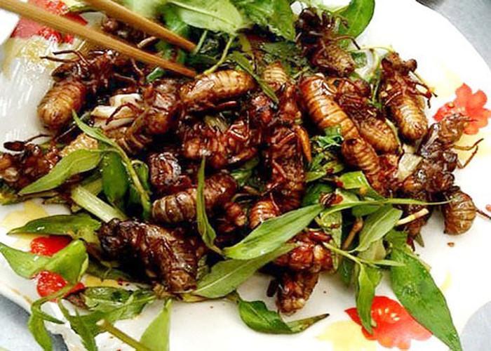 Món đặc sản thử thách lòng can đảm của người ăn ở vùng Long Khánh - Ảnh 1.
