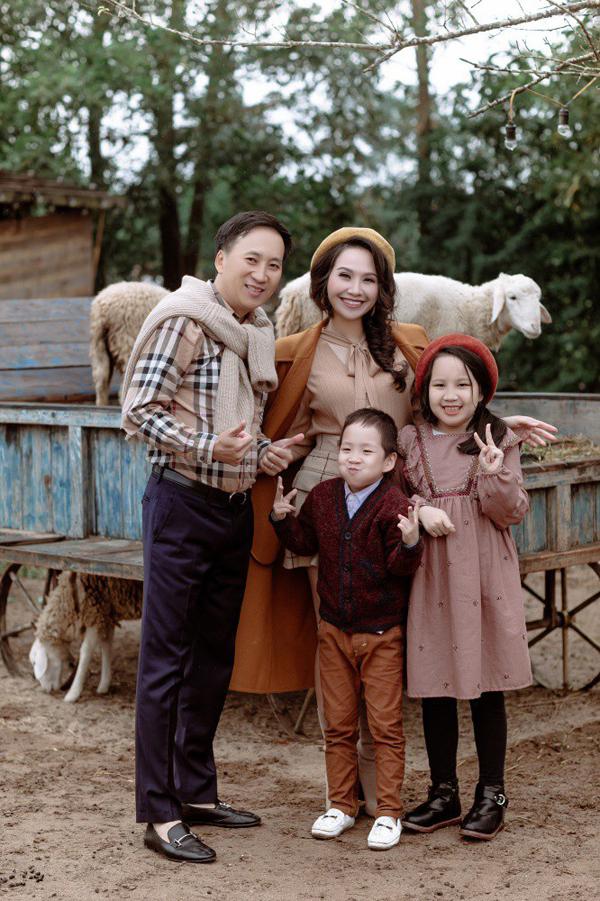 MC Mỹ Lan: Lấy chồng từ tuổi 23, tay trắng dựng lên gia đình hạnh phúc, sung túc - Ảnh 5.