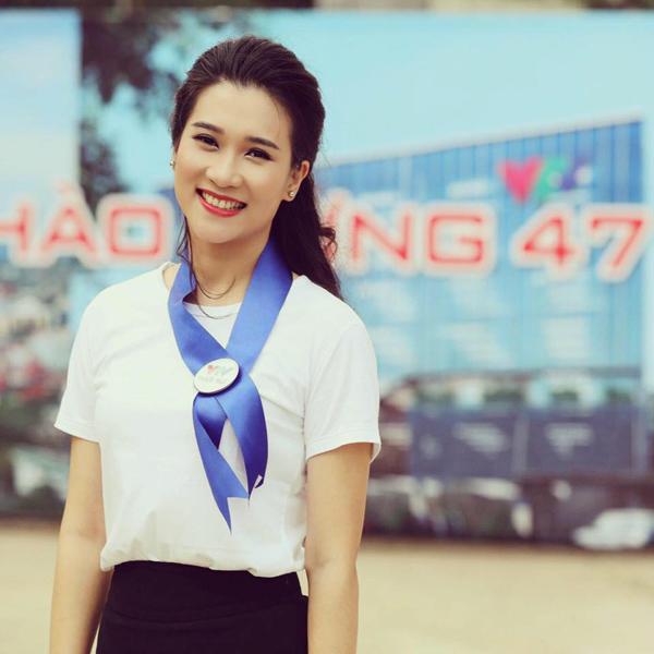 Đời tư kín tiếng của BTV Khánh Trang của Thời sự 19h - Ảnh 3.