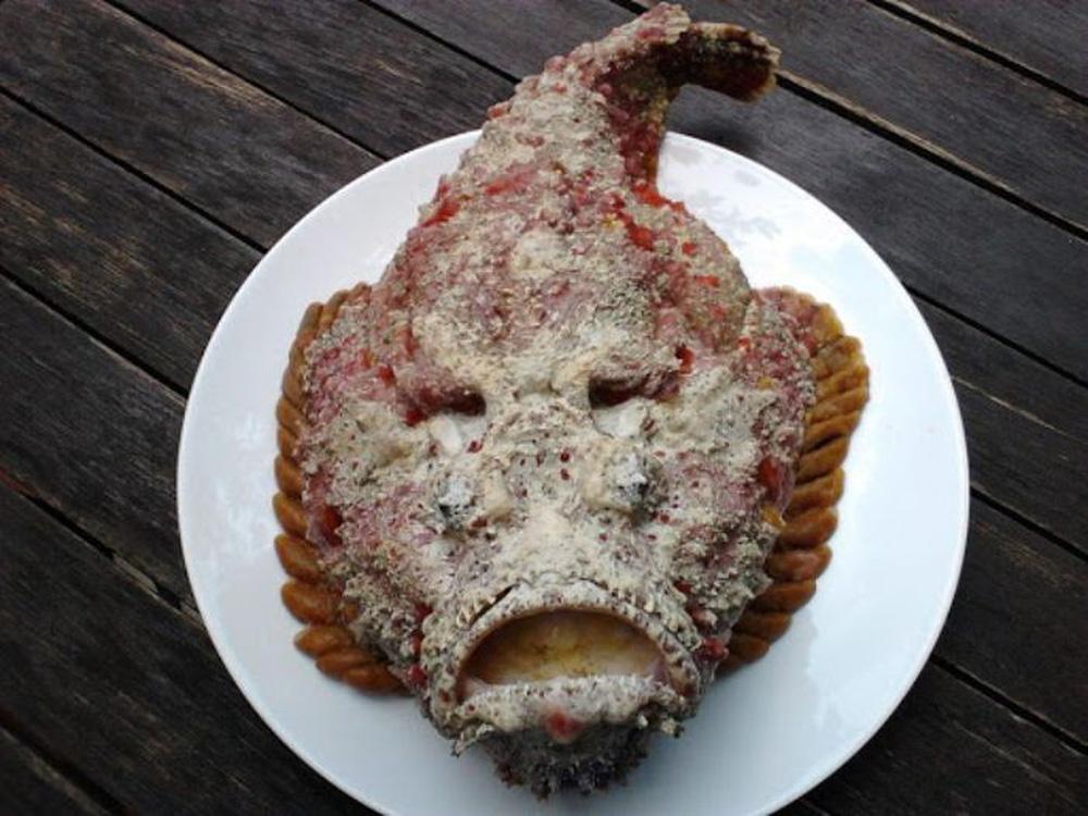 Con cá xấu xí đến kinh dị, trước làm thức ăn cho gà, vịt giờ trở thành món khoái khẩu của nhiều người - Ảnh 3.