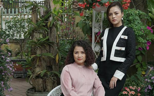 Đời thực của nữ diễn viên đóng vai bà Sa hiểm ác trong Hương vị tình thân: Hạnh phúc bên chồng là cảnh sát và 2 con gái - Ảnh 3.