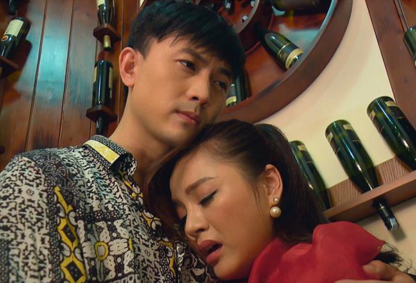 Tình duyên đời thực trái ngược nhau của anh em shark Long và em trai Huy phim Hương vị tình thân - Ảnh 4.