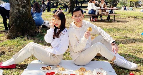 Chuyện tình lãng mạn của chàng trai Việt và cô gái Nhật