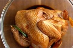Cách làm món gà hấp bằng nồi áp suất cực ngon
