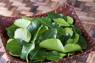 Lá chanh Việt Nam mọc đầy vườn, xin đâu cũng được, mang sang nước ngoài bán 6 triệu/kg