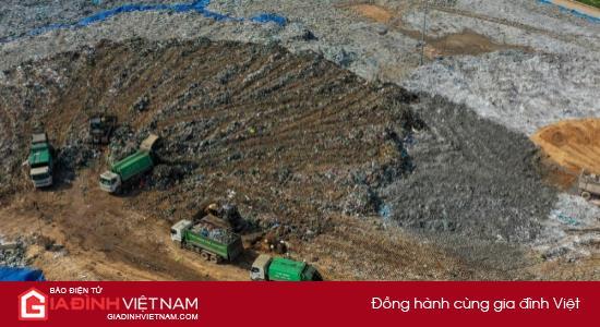 JVE đề xuất xử lý mùi bãi rác Nam Sơn miễn phí bằng công nghệ Bio-Nano Nhật Bản