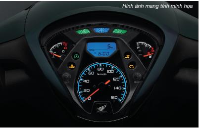 SH 125i/150i 2015 - Giá xe và chi tiết hình ảnh - ảnh 11